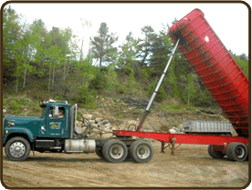Wells & Septic services in Lincoln, Oxford & Waldo, ME.